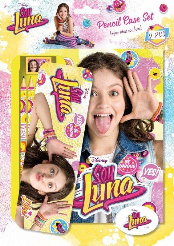 Jiri Models Piórnik z wyposażeniem Soy Luna