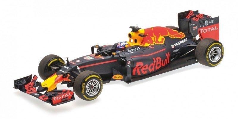 Red Bull Racing Tag-Heuer RB12 #3 Daniel Ricciardo 2016