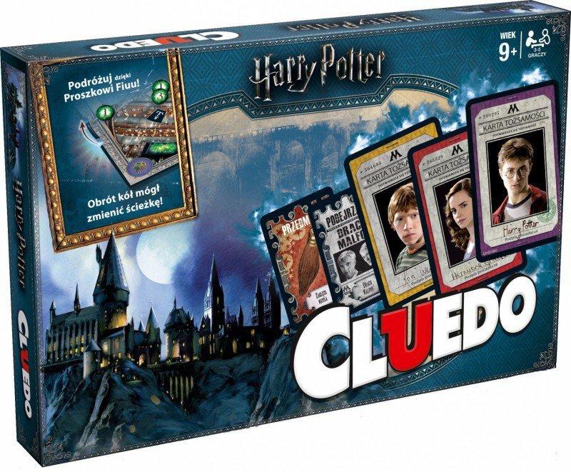 Winning Moves Gra Cluedo Harry Potter
