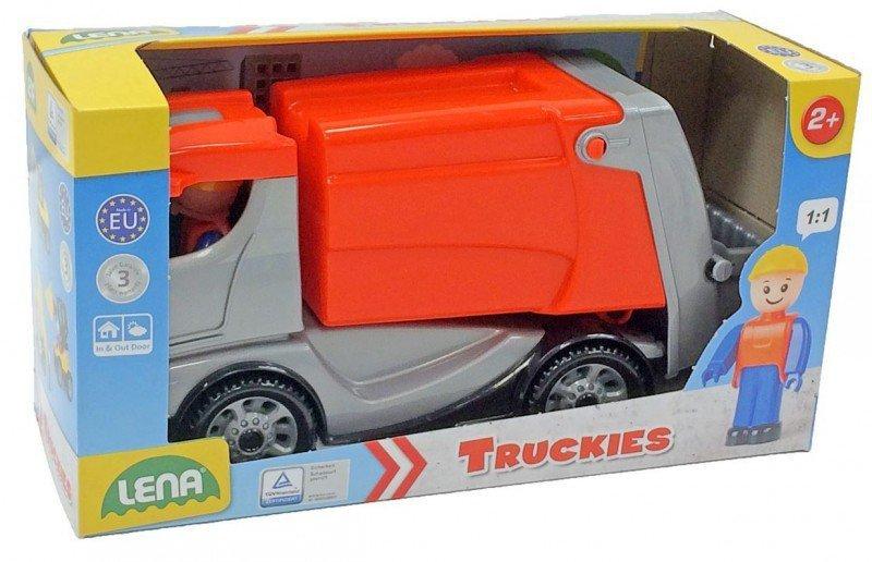 Lena Truckies Śmieciarka 22 cm