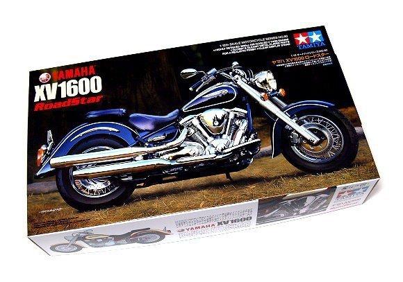 Tamiya Yamaha XV1600 Road Star