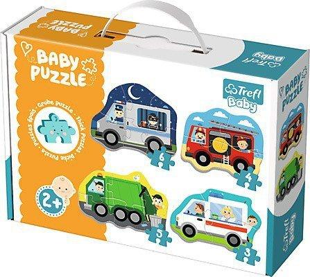 Baby Classic - Pojazdy i zawody