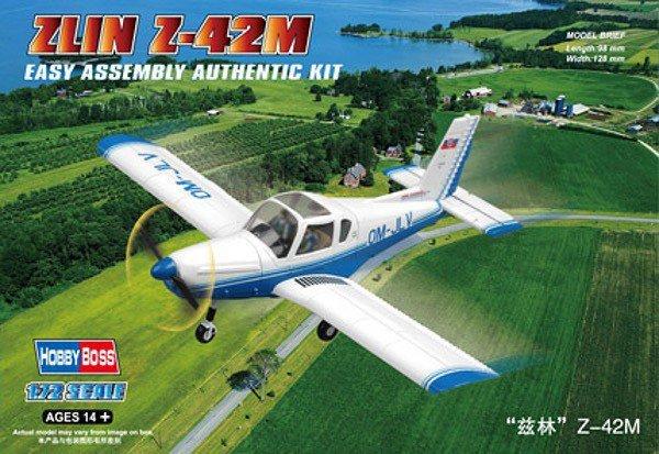 Hobby Boss ZLIN Z-42M