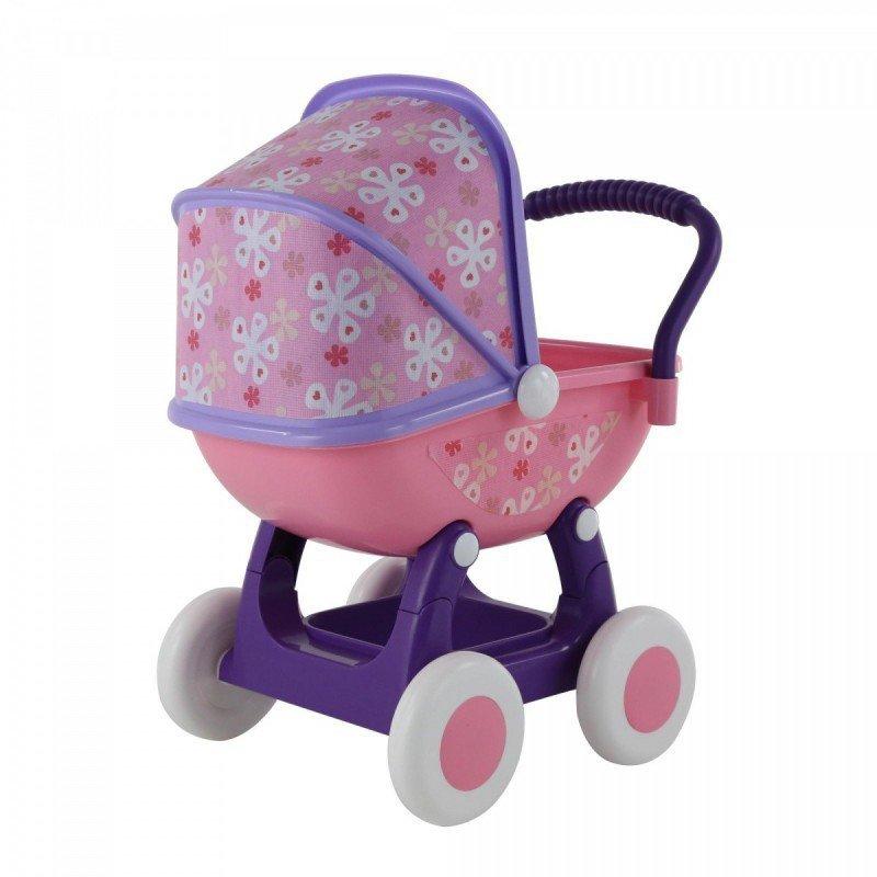 WADER-POLESIE Wózek dla lalek Arina Nr2 4 kołowy