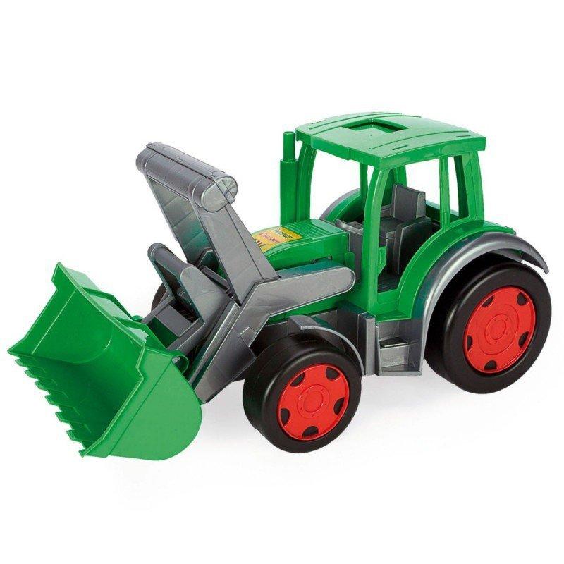 Wader Traktor ładowarka 60 cm Gigant Farmer luzem