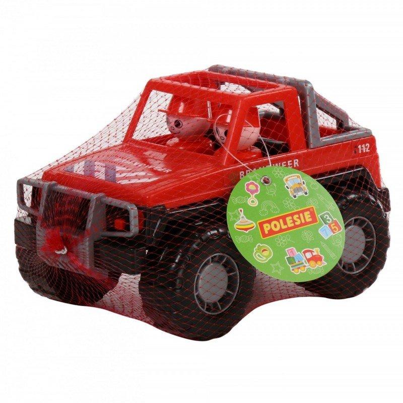 Samochód Jeep strażacki safari