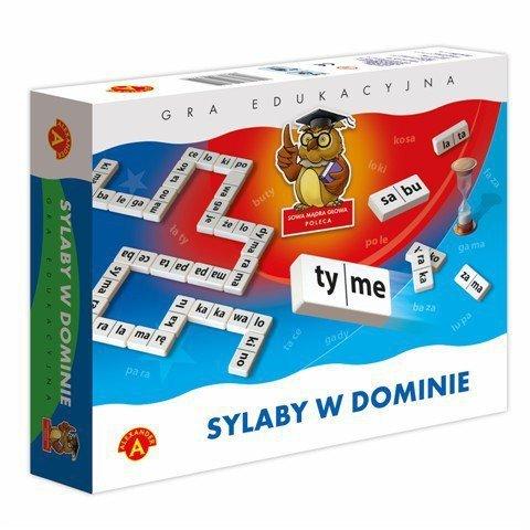 Gra Sylaby W Dominie