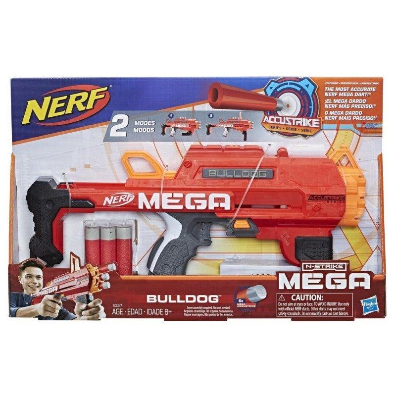 Wyrzutnia Nerf Mega Bulldog
