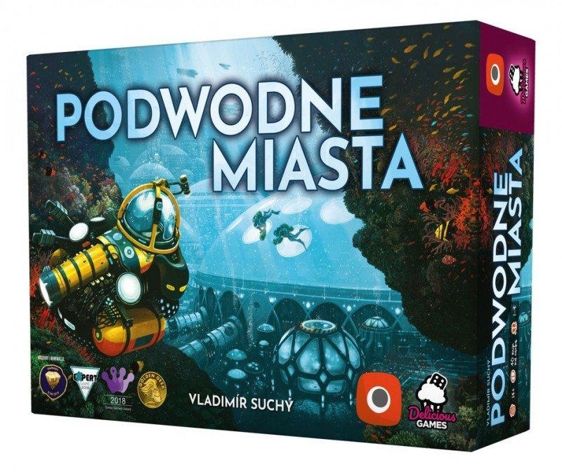 Portal Games Gra Podwodne Miasta