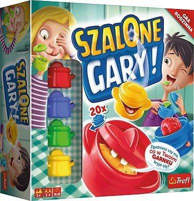Gra Szalone Gary