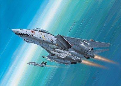 Revell REVELL F-14D Super Tomca t
