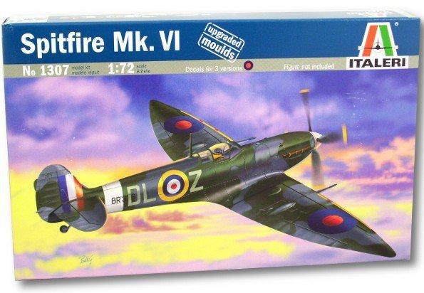 Italeri Supermarine Spitfire Mk.VI