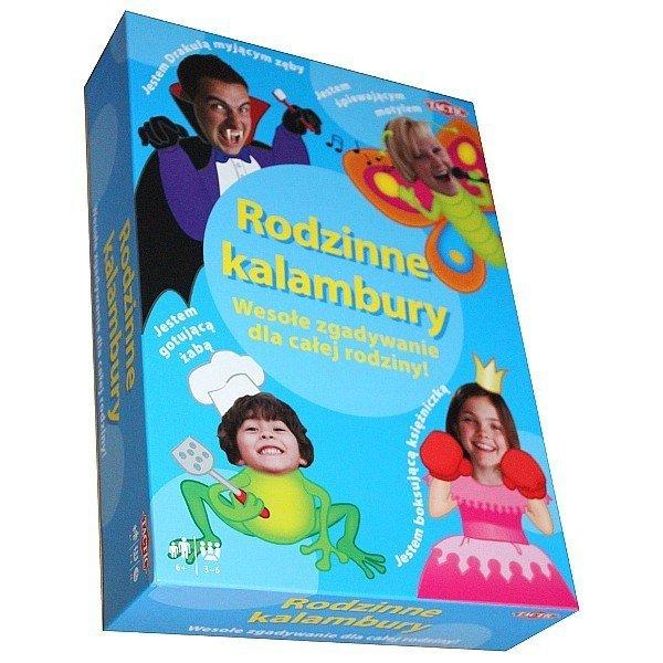 Gra Rodzinne kalambury