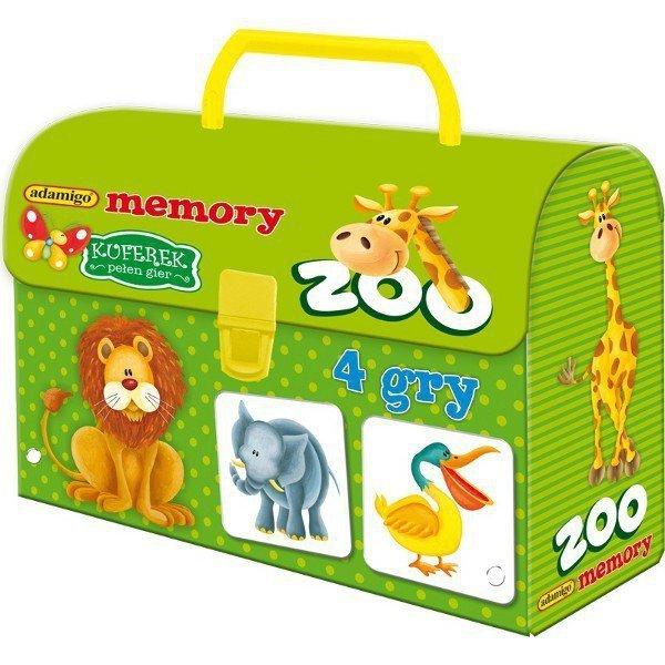 Adamigo Gra Kuferek Zoo Memory