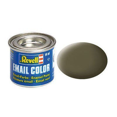 Revell REVELL Email Color 46 Na to-Olive Mat
