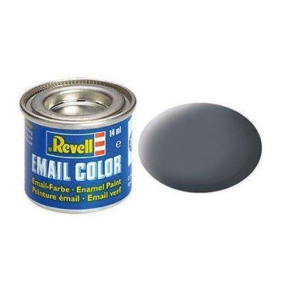 Revell REVELL Email Color 74 Gu nship-Grey Mat