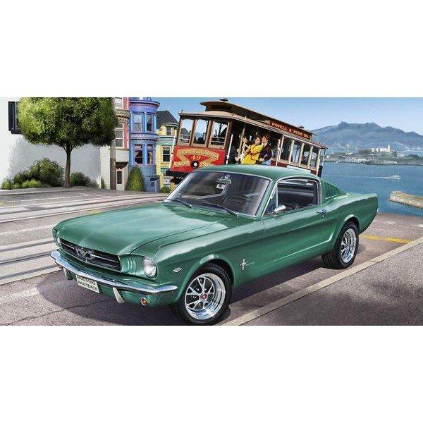 Revell Ford Mustang 1965 2+2 Fastback