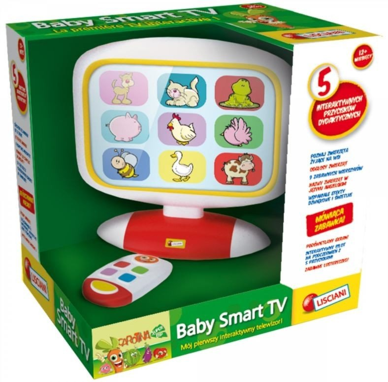 Lisciani Baby smart TV