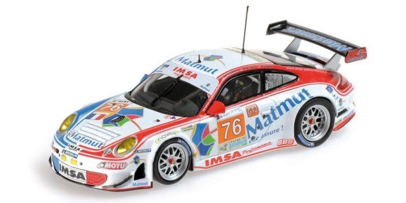 MINICHAMPS Porsche 997 GT3 RSR IMSA