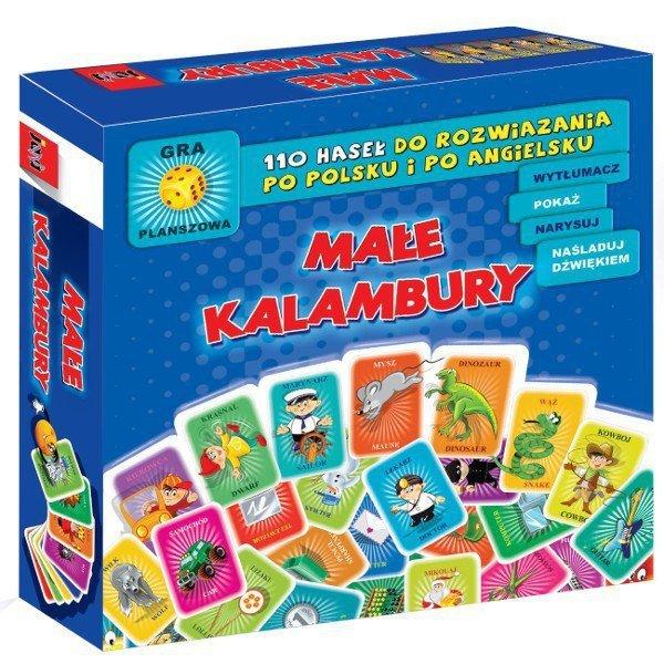 Gra Małe Kalambury