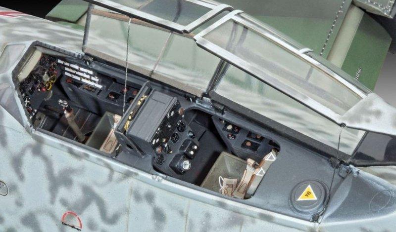 Messerschmitt ME 262B-1