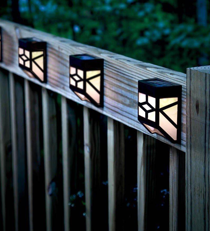 Solarna lampa ogrodowa LED MCE171 2szt.