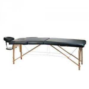 STół DO MASAżU I REHABILITACJI BS-523 CZARNY