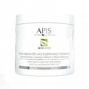 APIS Acne-Stop maska algowa dla cery trądzikowej 250g