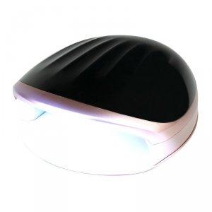 LAMPA DUAL LED UV S5 48W BLACK - ROSE