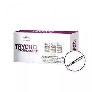 FARMONA TRYCHO TECHNOLOGY Specjalistyczne ampułki wzmacniające do włosów osłabionych i wypadających 10x5 ml