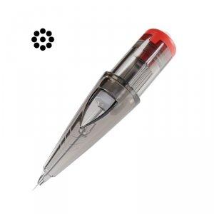 Igły Kartridże El Cartel 0.35mm 9RS Shader 10 szt.