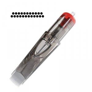 Igły Kartridże El Cartel 0.35mm 23 Soft Edge Magnum 10 szt.
