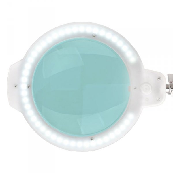 "LAMPA LUPA LED MOONLIGHT 8013/6"" WHITE DO BLATU"