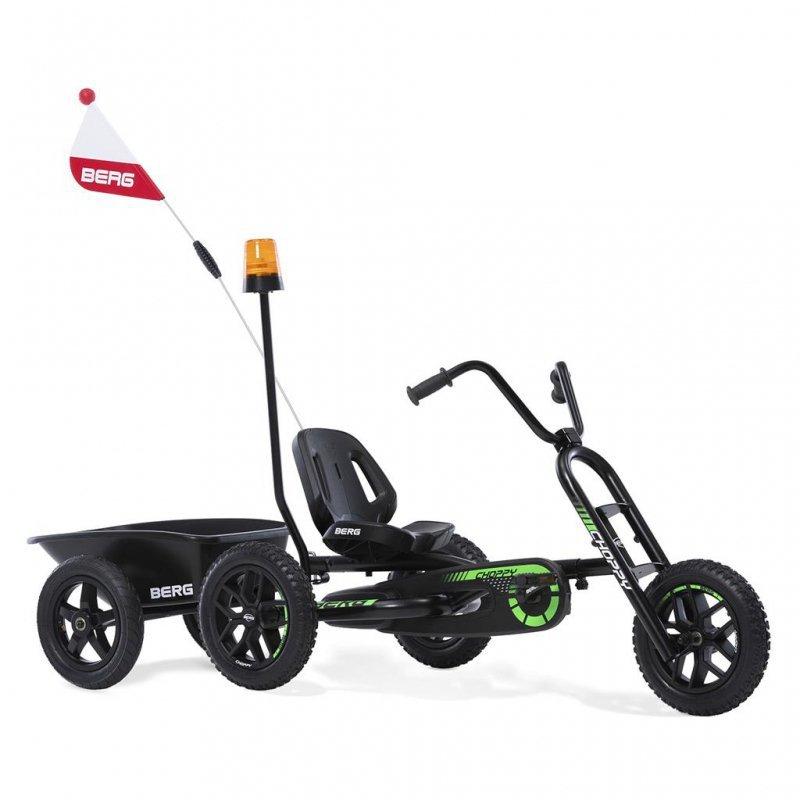 BERG Gokart na pedąły dla dzieci Choppy Neo BFR