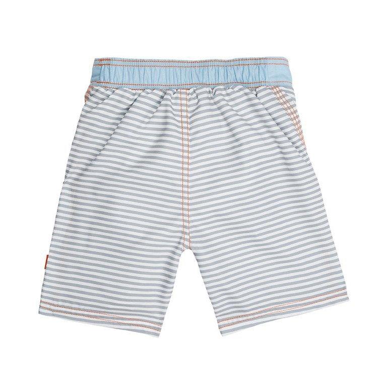 Lassig Spodenki do pływania z wkładką chłonną  Small Stripes UV 50+
