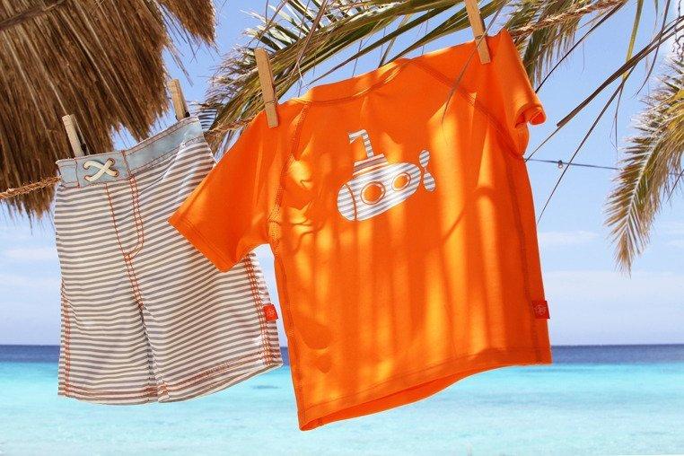 Lassig Koszulka T-shirt do pływania Submarine UV 50+