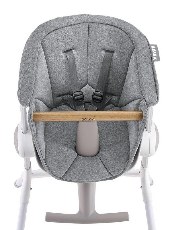 Beaba Miękki wkład do Krzesełka do karmienia Up&Down grey