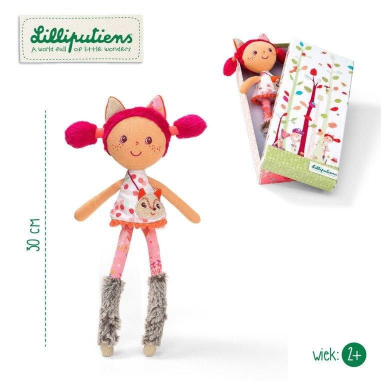 LILLIPUTIENS Lalka w pudełku Alice 2+