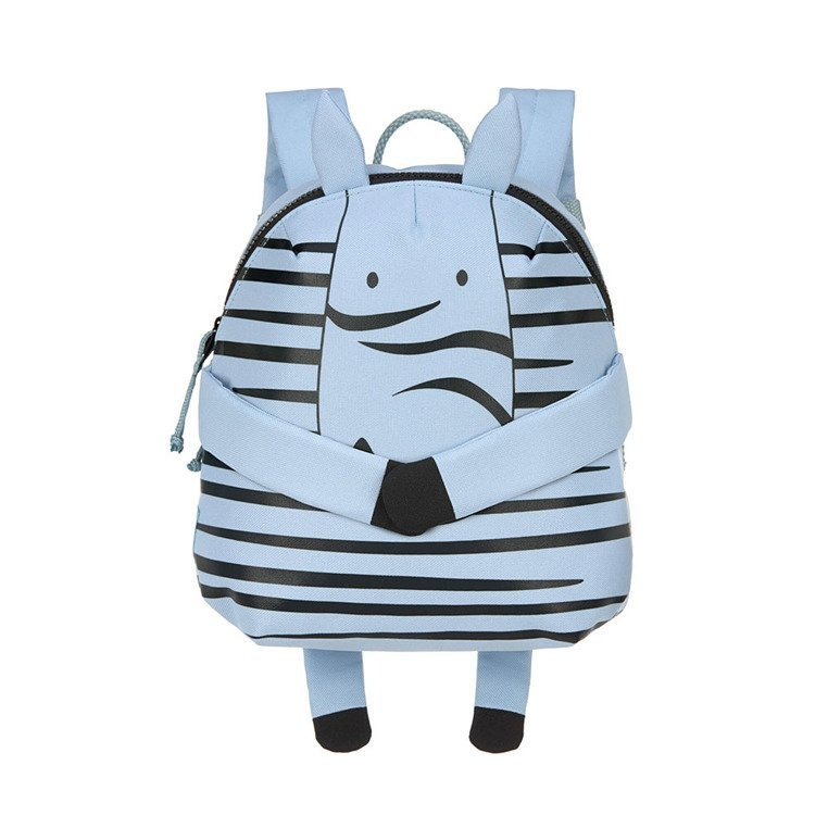 Lassig Plecak About Friends z magnesami Zebra Kaya