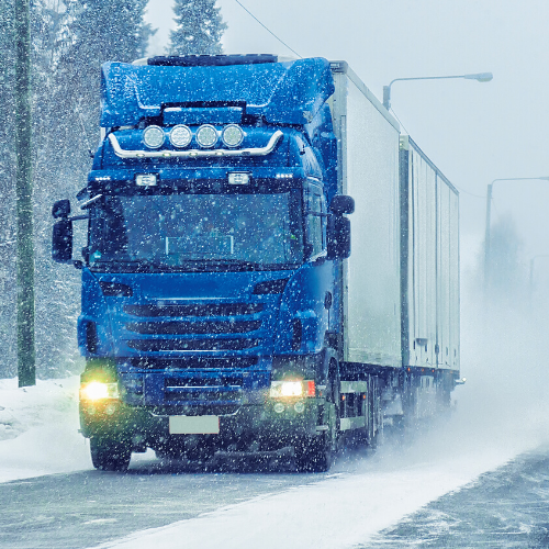 Opony do samochodów dostawczych zimowe