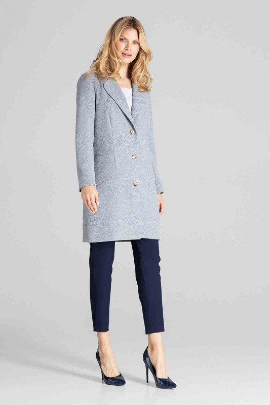 Płaszcz M670 Szary