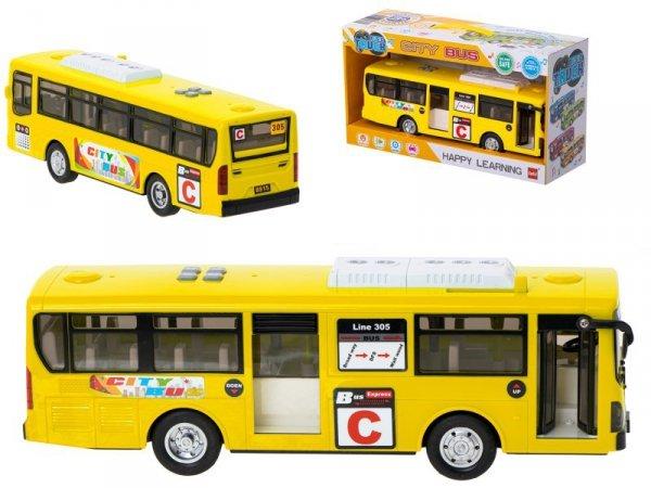 Autobus Szkolny Gimbus 1:20 żółty