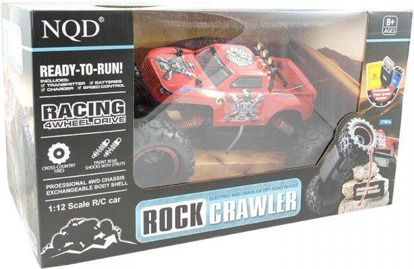 Samochód RC NQD  Rock Crawler King 1:12 USB