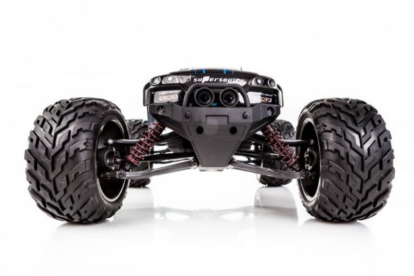 Samochód RC MONSTER TRUCK 1:12 2.4GHz 9115 CZERWON