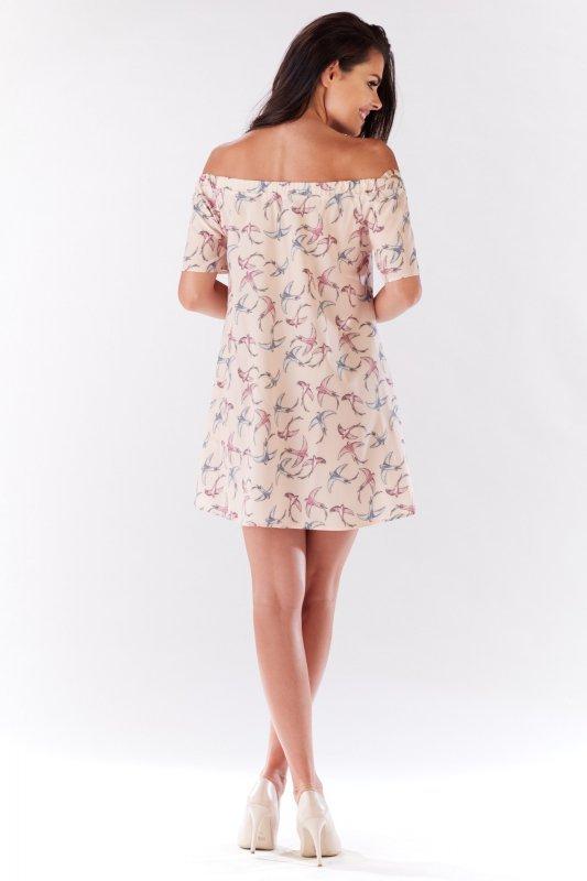 Sukienka A175