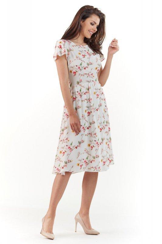Sukienka A218