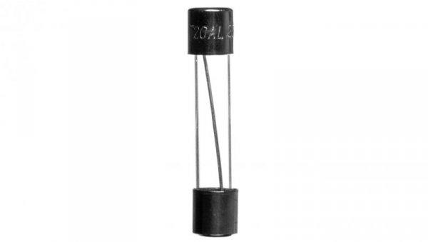 Wkładka aparatowa 6,3x32mm 20A T /zwłoczna/ 250V 006710114 /10szt./