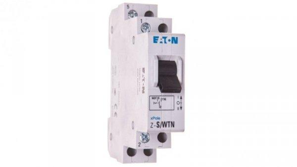 Przełącznik schodowy DZIEŃ-0-NOC 16A 1P Z-S/WTN 248347
