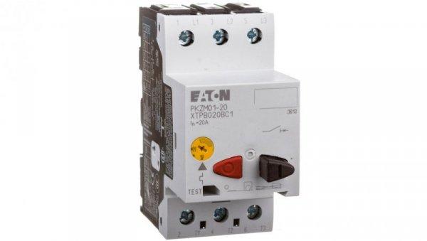 Wyłącznik silnikowy 3P 9kW 16-20A PKZM01-20 283383