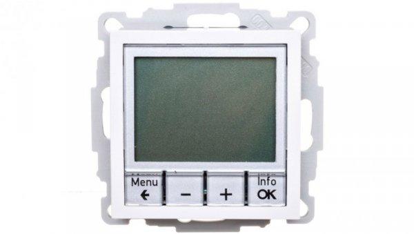 Regulator temperatury 230V 8A 0°C IP30 biały 20448989